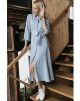 Musthave Day Dress Blue