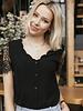 Black Romantic T-shirt