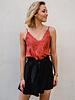 Safari Skirt Black