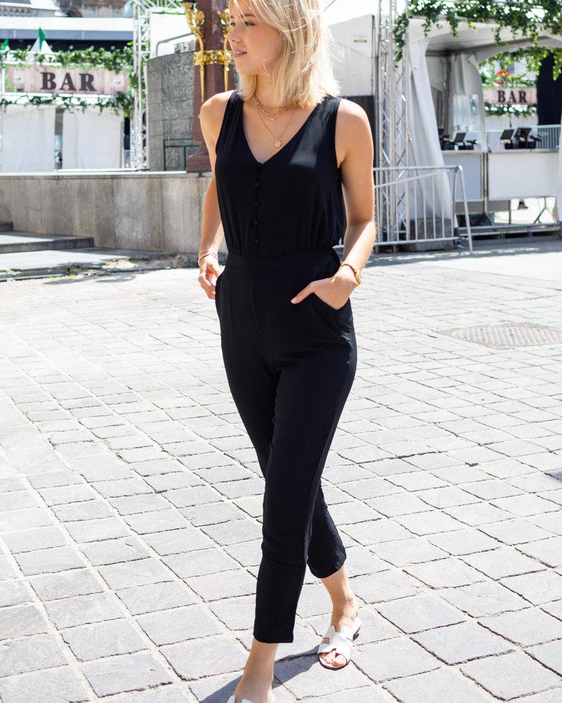 Lace Back jumpsuit