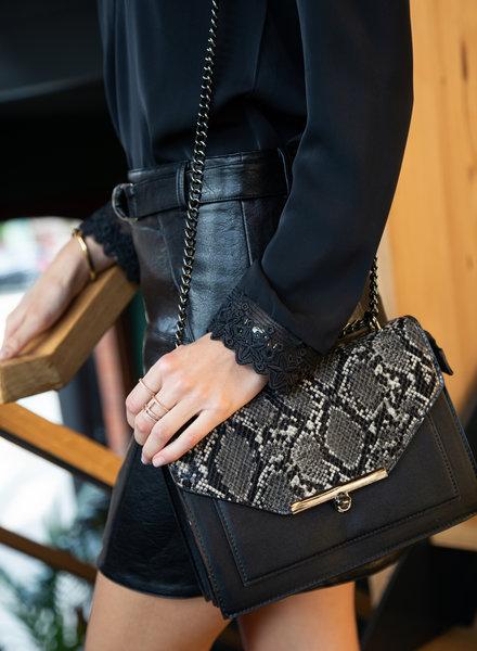 Snake Pocket Bag