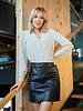 Leather Belt Skirt