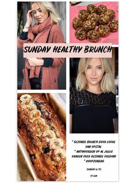 Sunday Healthy Brunch