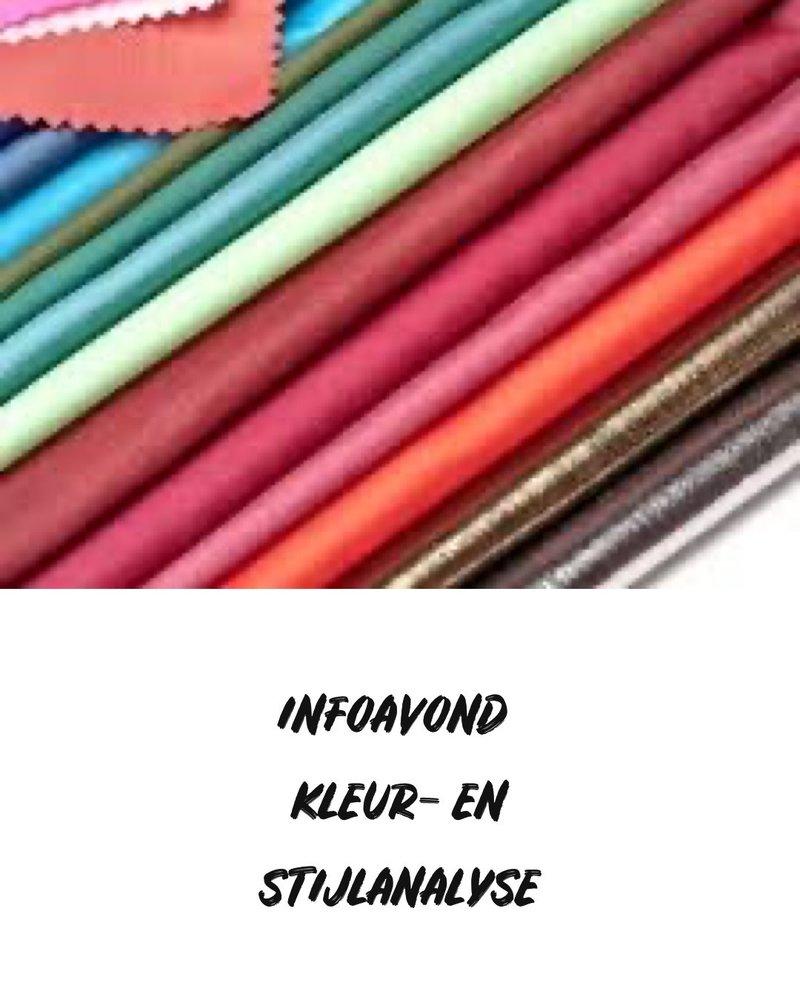 Infoavond Kleur- & Stijlanalyse BRUGGE