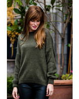 Perfect Basic Sweater Kaki