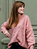 Crochet Sweater Roze