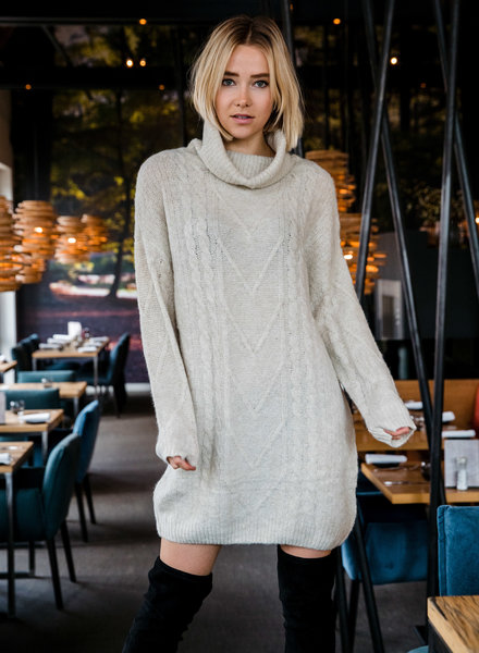 Knitted Sweaterdress