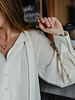 Perfect Sparkled Blouse Beige