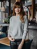 Crop Sweater Lightgrey