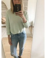 Loose Sweater Mint