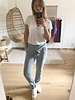Casual Chic Pants Sky Blue