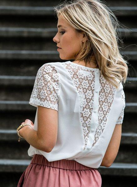 Ella Top 5552 White