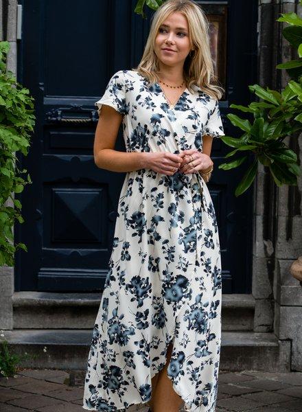 Summer Vibes Maxi Dress White