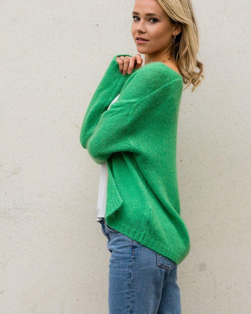 Green Gilet