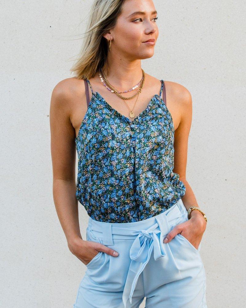 Livia Top Blue