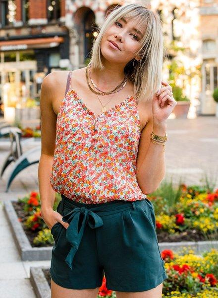 Livia Top Orange