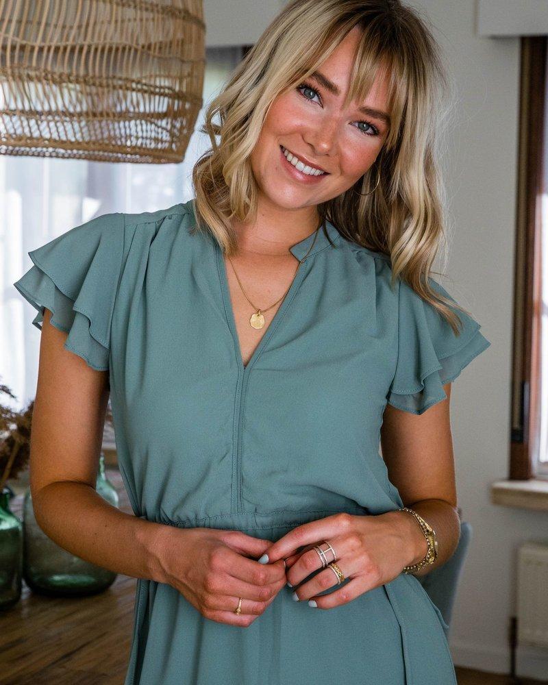 Samira Dress Mint
