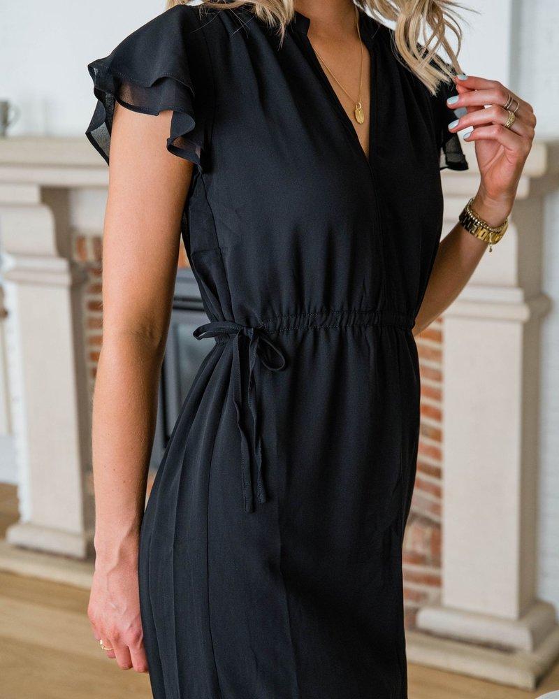 Samira Dress Black