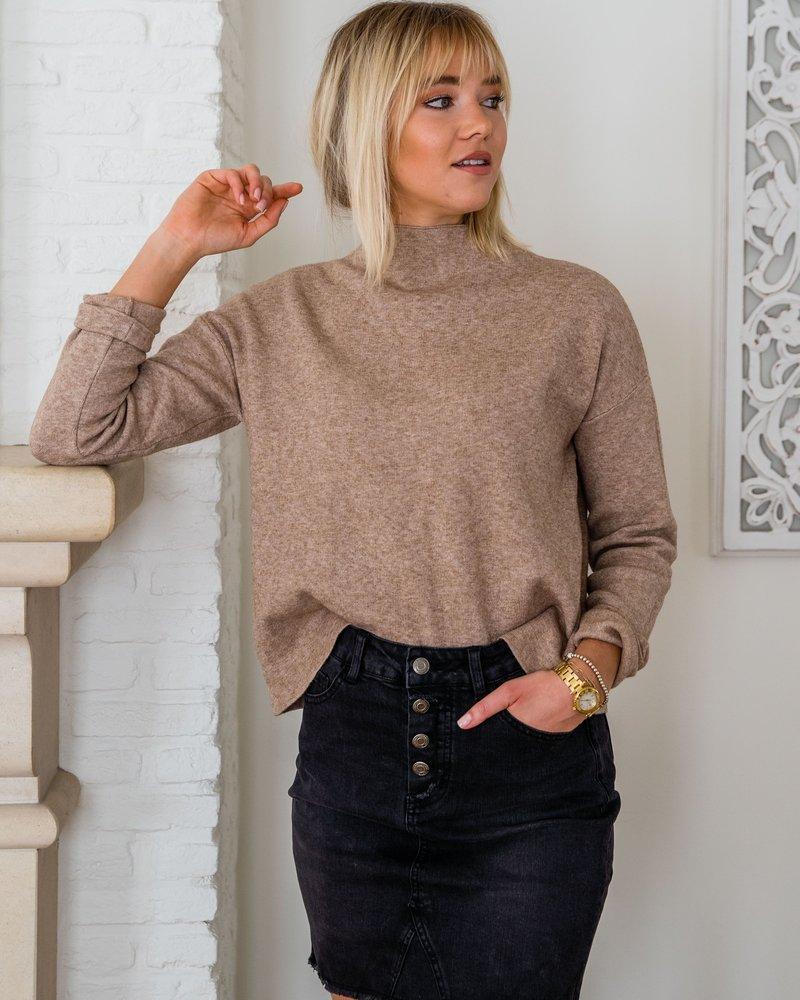 Jackie Sweater Beige