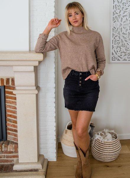 Feline Jeansskirt