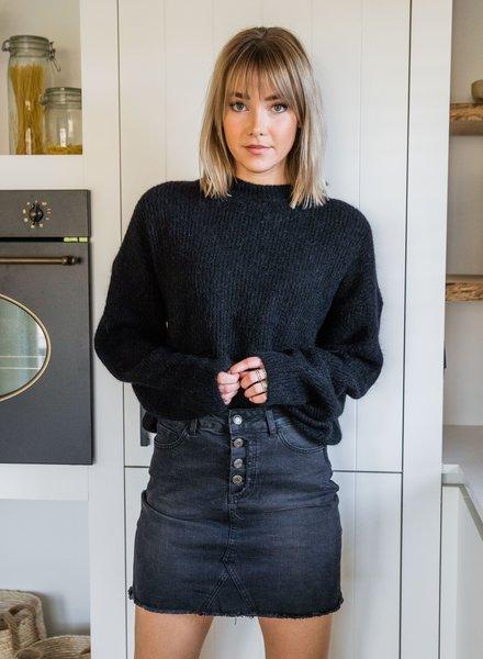 Comfy Knit Black
