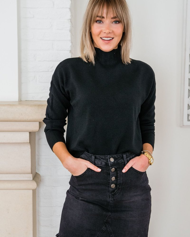 Jackie Sweater Black