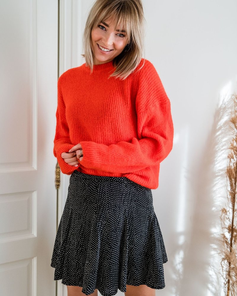 Comfy Knit Red