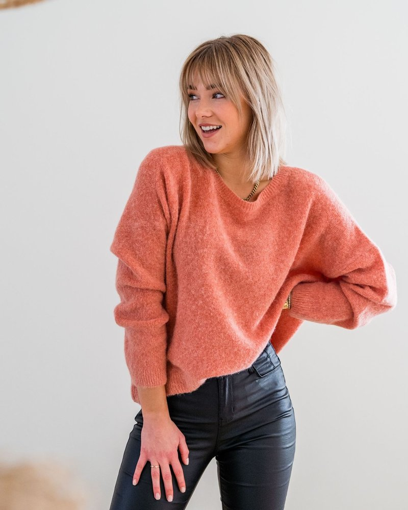 Loose Sweater OddRoze