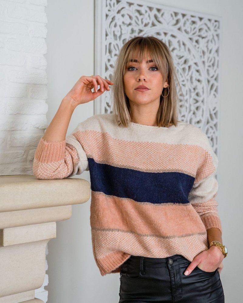 Renée Sweater Rose