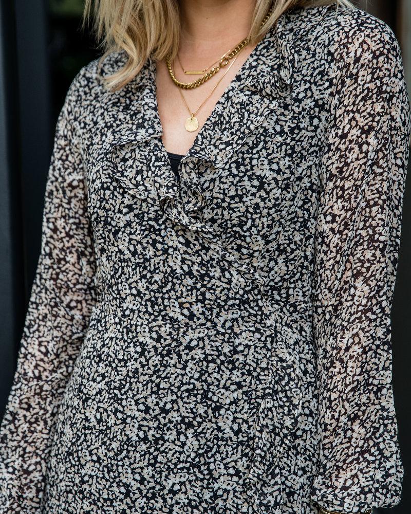 Gloria Wrap Dress