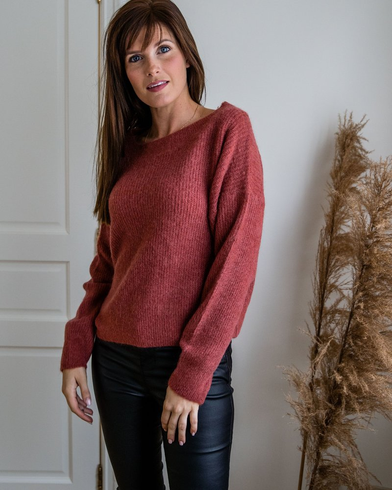 Crop Sweater Oddroze