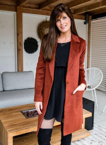Milla Jacket Rust