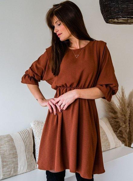 Steffi Dress Camel