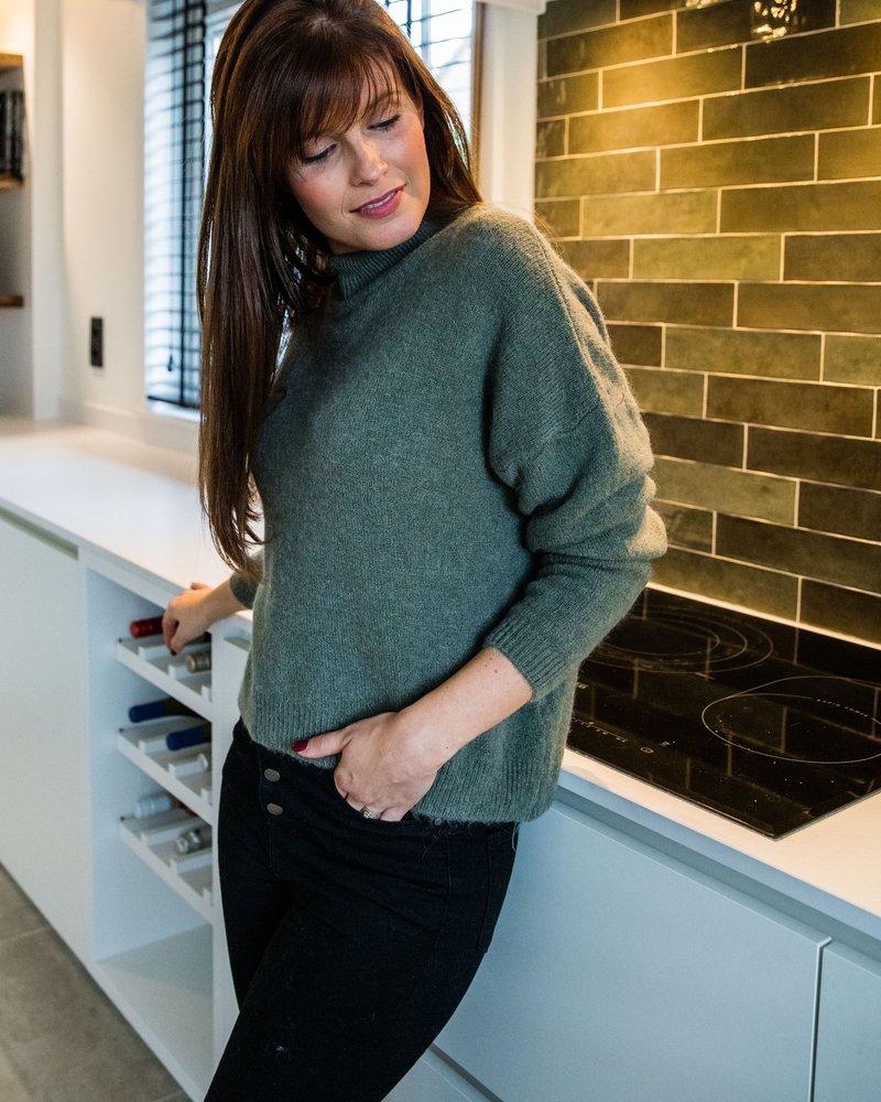 Olivia Sweater Kaki