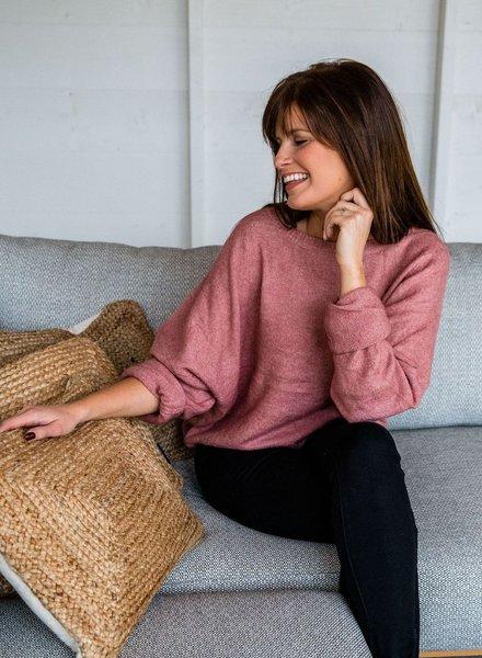 Lina Sweater Roze