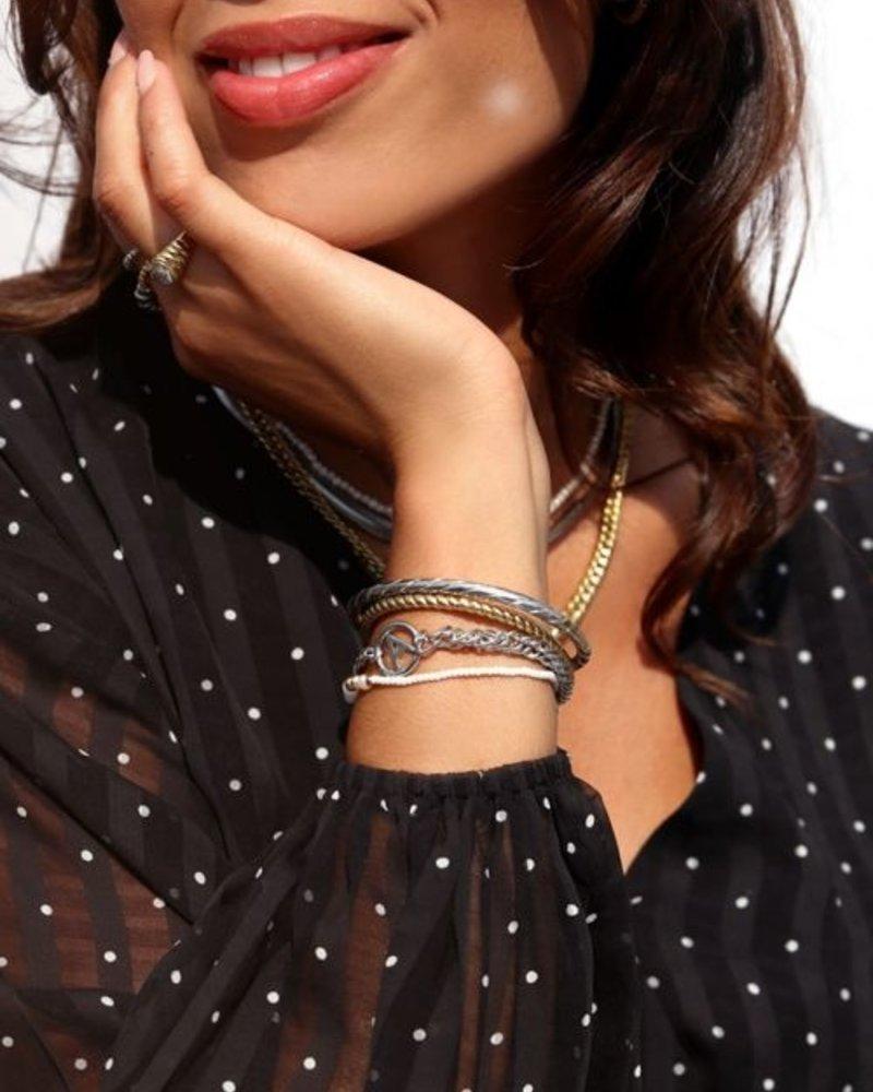 Armband Chunky Initials M