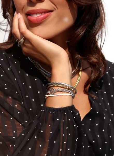 Armband Chunky Initials K