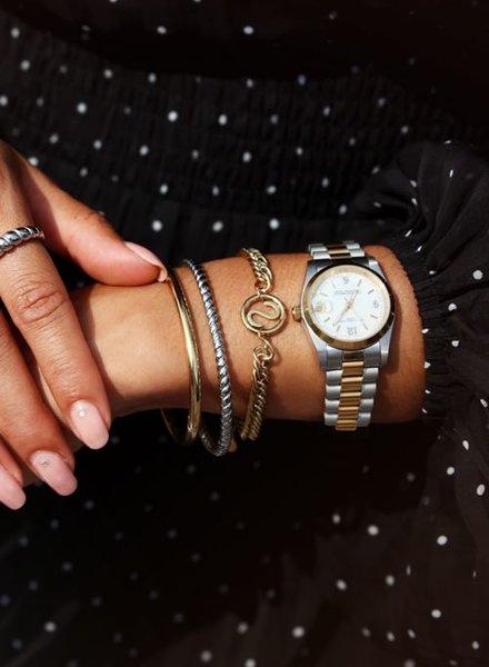 Armband Chunky Initials C