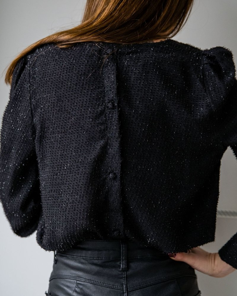 Lima Blouse Black