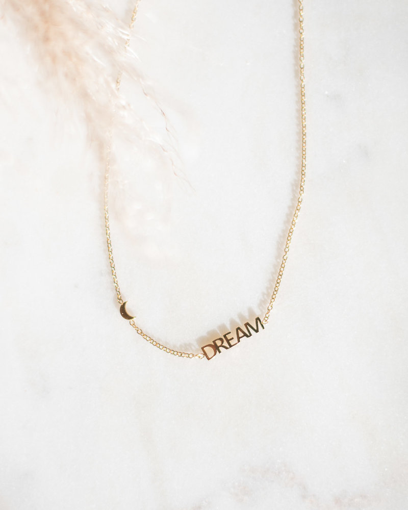 Ketting Dream Goud