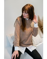 Laurence Sweater Camel