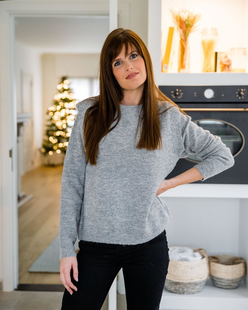 Laurence Sweater Grey