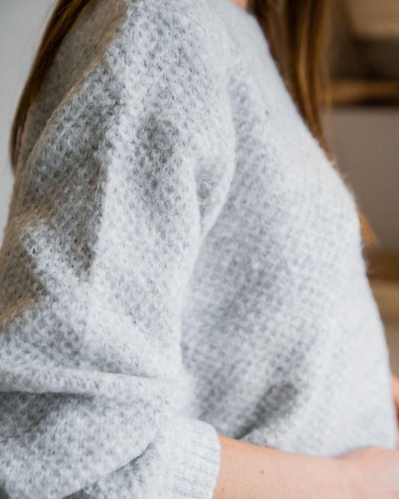 Ella Sweater Grey