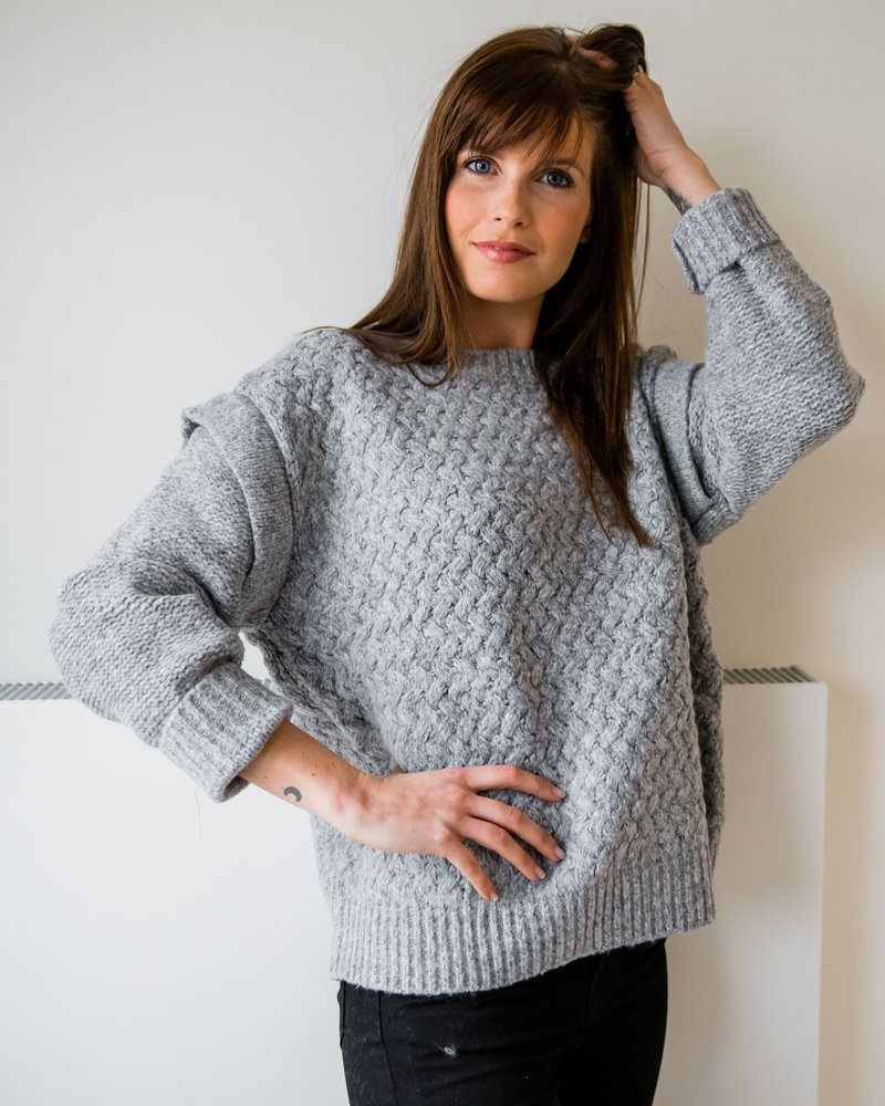 Spencer Sweater Grey