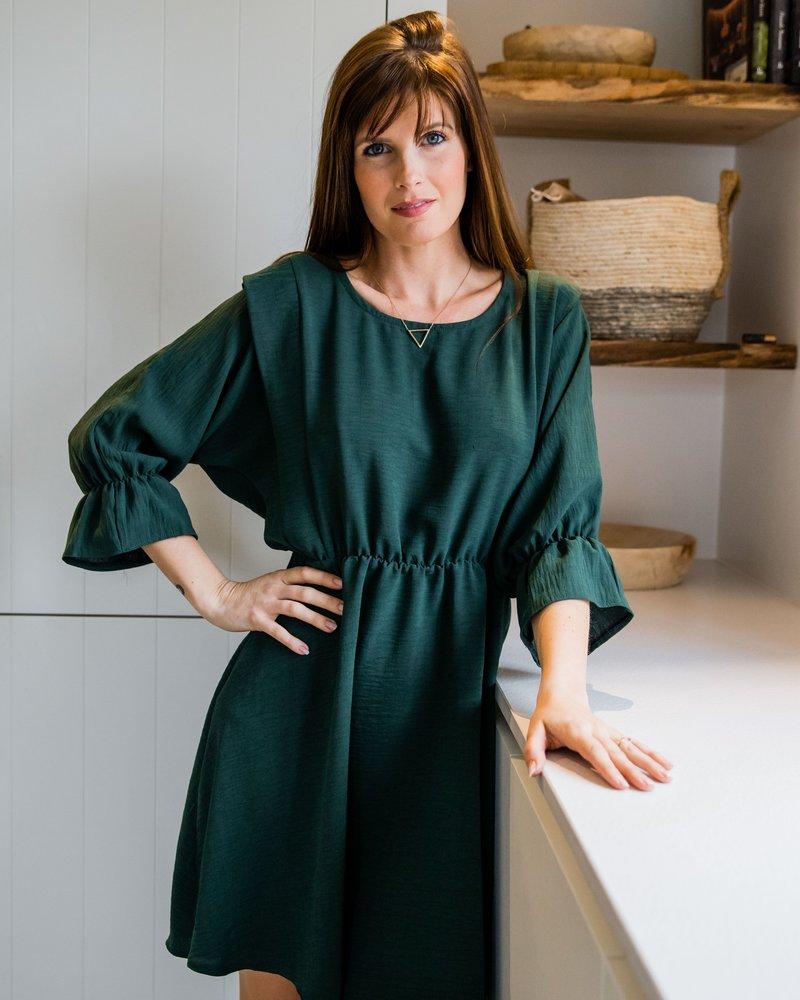 Steffi Dress Green