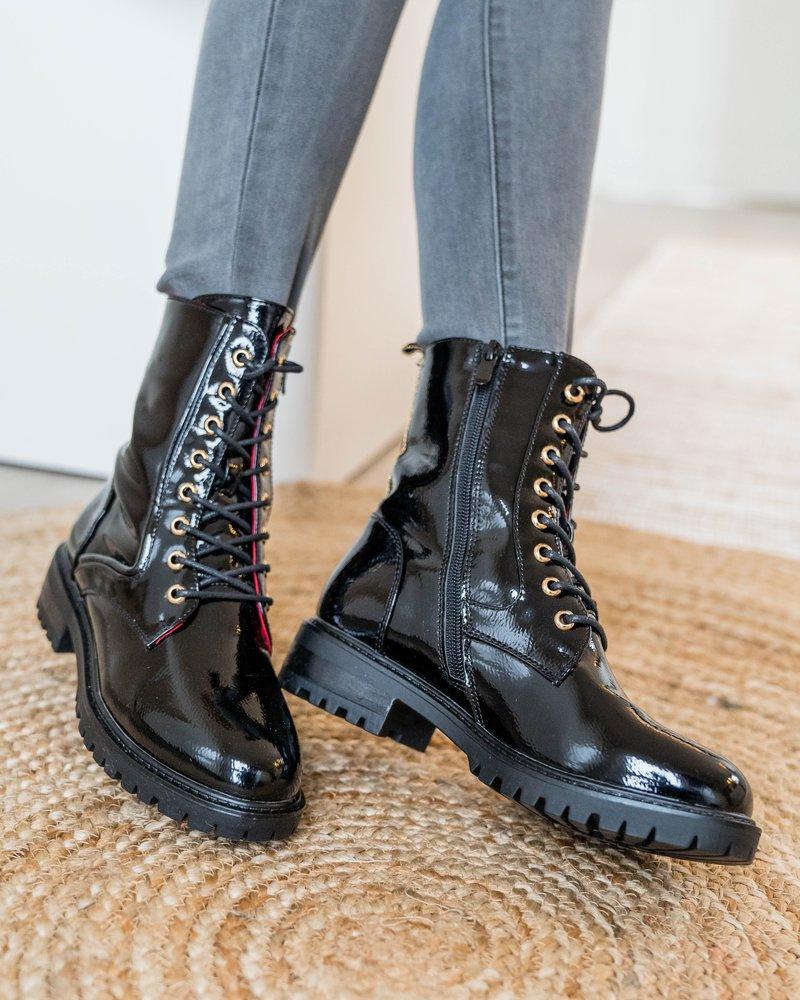 Lina Shiny Boots