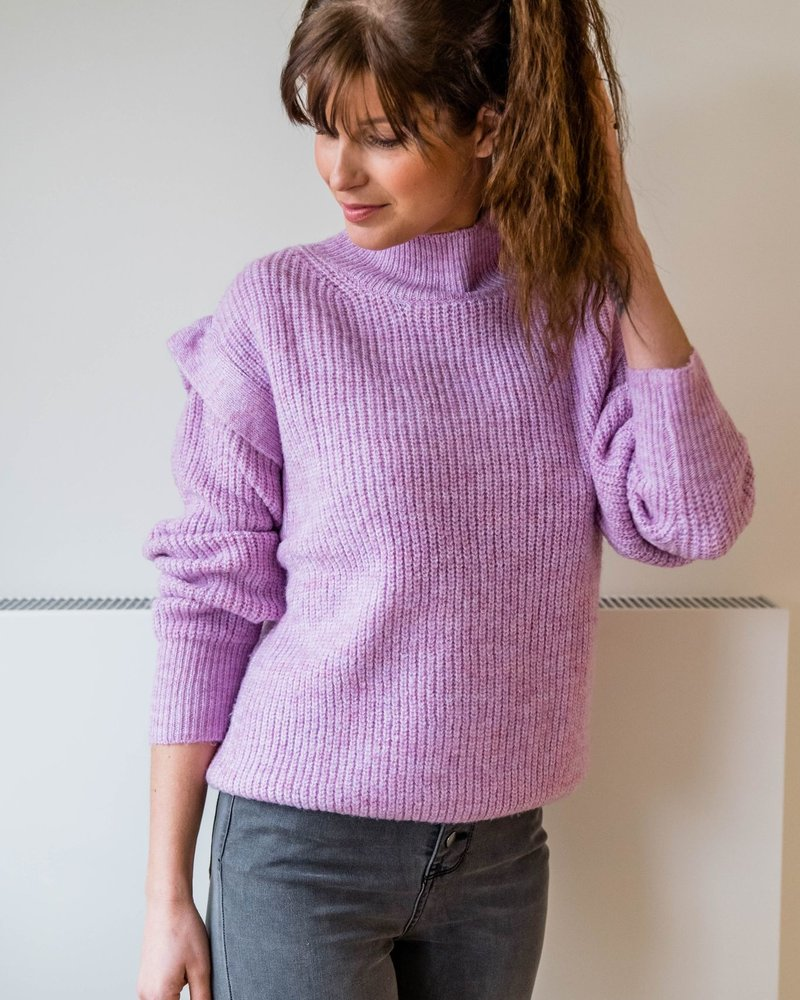 Oona Sweater Lila