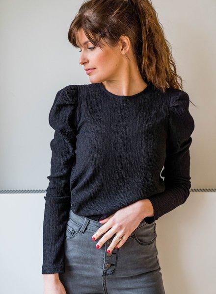 Emma Blouse Black