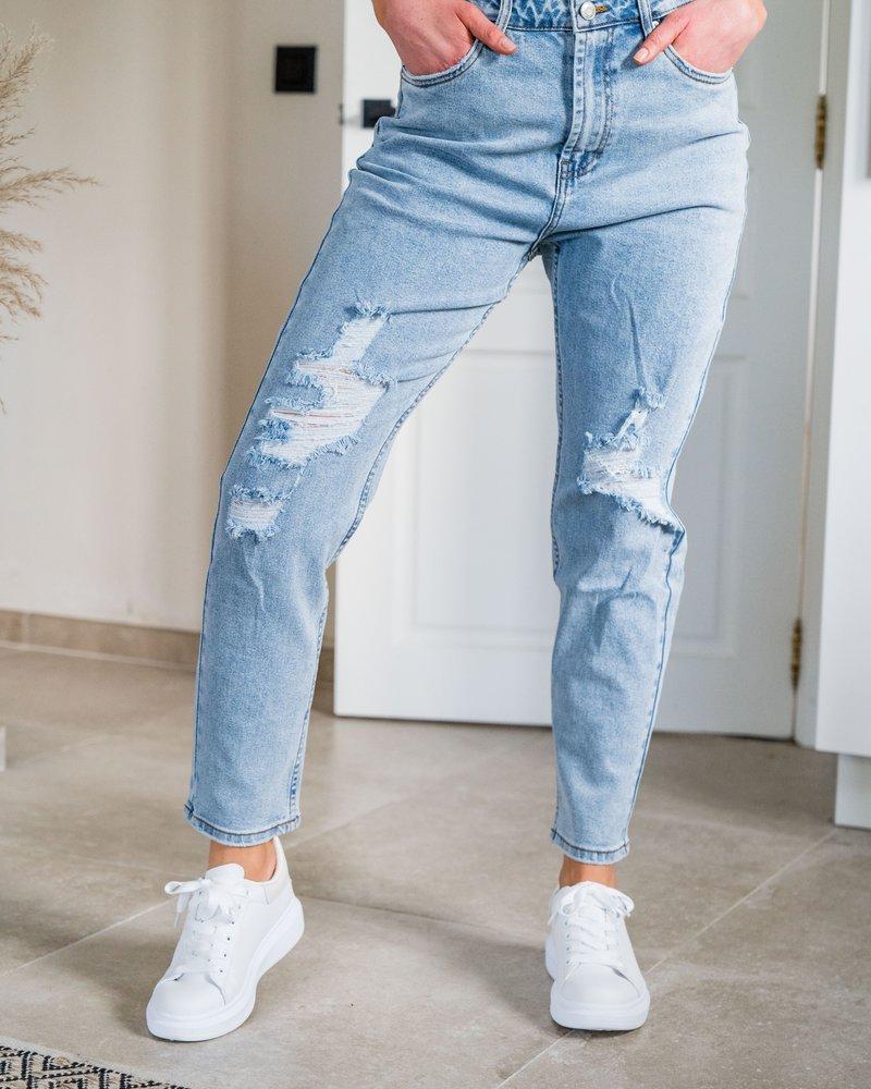 Mel Ripped Pants