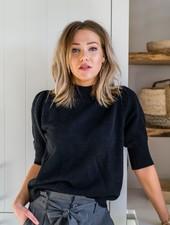 Alyssa Top Black